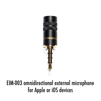 Best external microphone for iPhone 6 or iPad