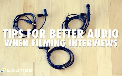 Tips for Better Audio When Filming Interviews