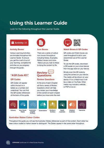 Real Estate Learner Guide 2