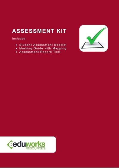 Assessment Kit - CHCCCS008 Develop strategies to address unmet needs