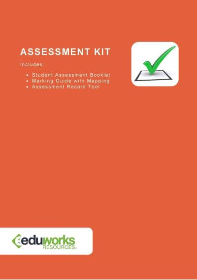Assessment Kit - CHCVOL003 Recruit, induct and support volunteers