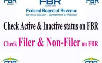 How to Check Filing Status Filer & Non-Filer Filing Status Active Or Inactive FI