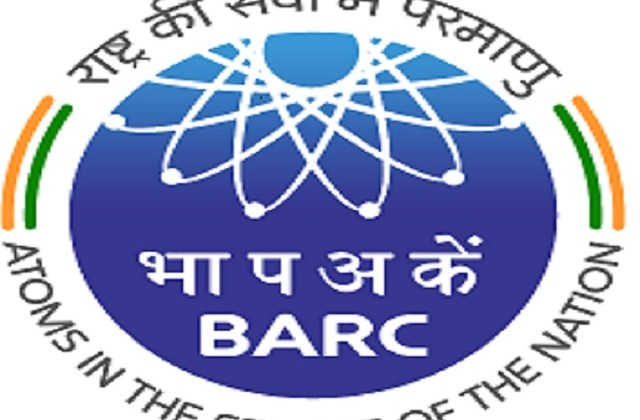 BARC Recruitment 2019 for 25 Junior Research Fellow (JRF) Posts