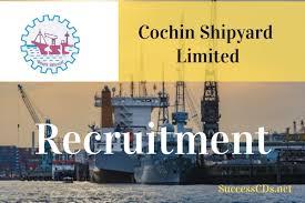 Cochin Shipyard Limited Jobs