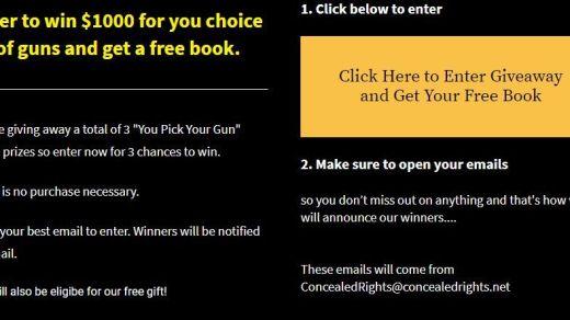 Defend Family Gun Giveaway
