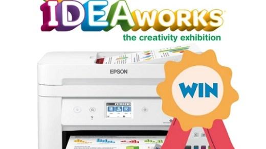 Epson Creativity Hub Giveaway