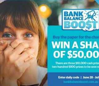 Bank Balance Boost Competition
