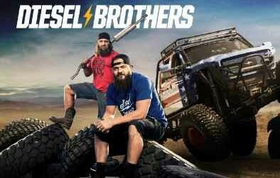 Diesel Brothers Ghost Giveaway