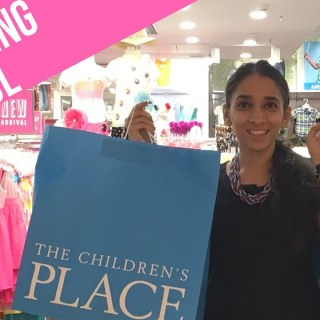 Children's Place Back-to-School Giveaway