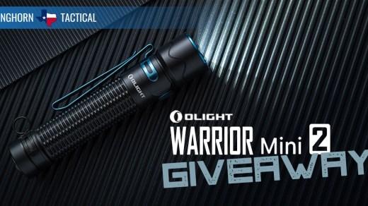 Olight EDC Flashlight Giveaway
