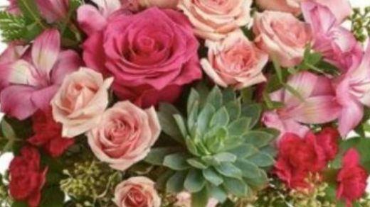 The Bouqs Company Free Flower Sweepstakes