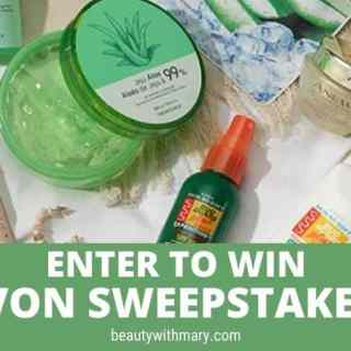 Avon Refreshing Essentials Sweepstakes