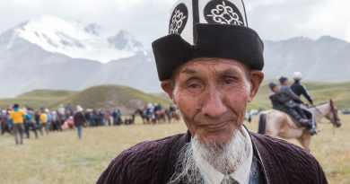 Fotoalbum Kirgizië