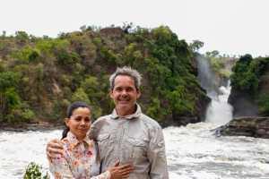 Murchison Falls / Murchison Falls NP / Oeganda