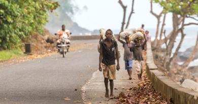 Kinderen uit São Tomé in Principe - www.edvervanzijnbed.nl
