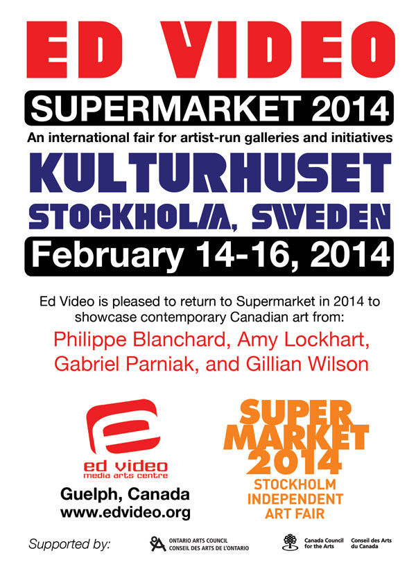 Ed Video Supermarket 2014