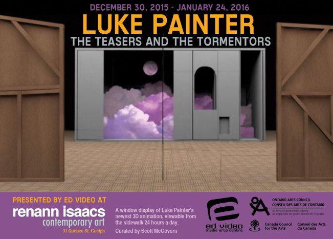 Luke Painter The Teasers and the Tormentors Renann Isaacs