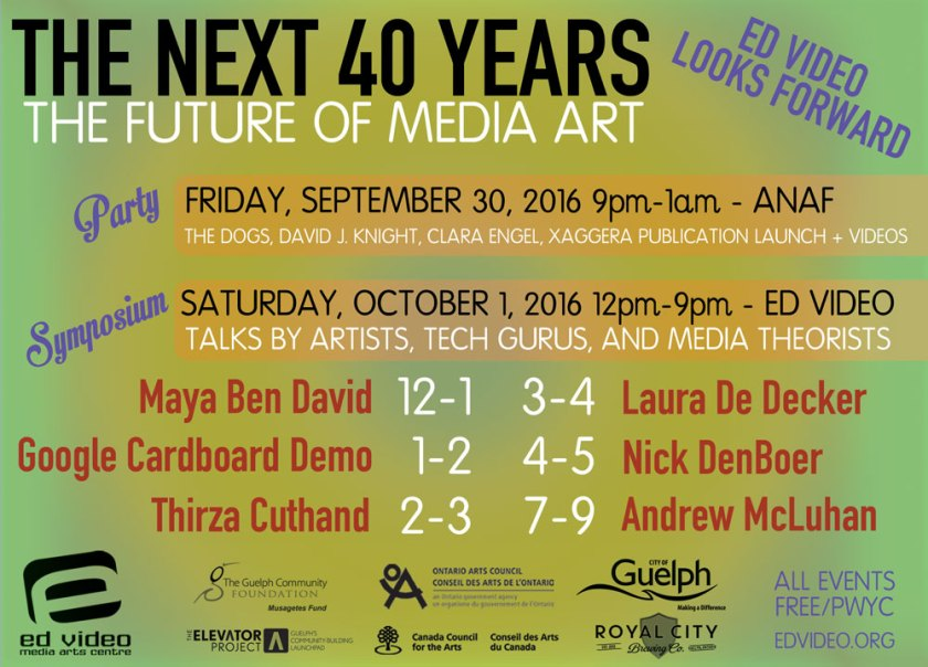 The Next 40 Years Ed Video symposium