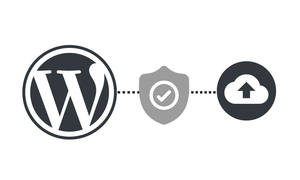WordPress Cloud Backup