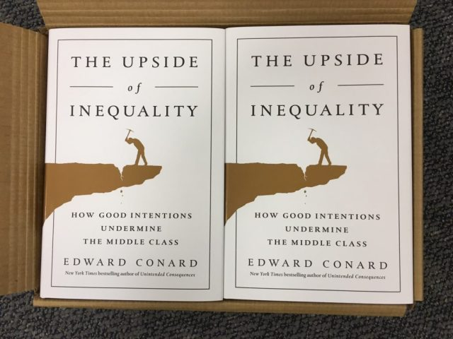 Ed Conard_The Upside of Inequality_9.13.16