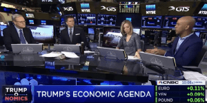 "Is 4% Economic Growth Feasible? on CNBC's ""Squawk Alley"""