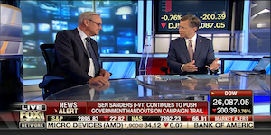 "Democrats Are Campaigning for European Socialist Policies That Would Hurt the Middle Class on FBN's ""Varney & Co."""