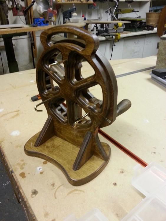 Rope Making Machine