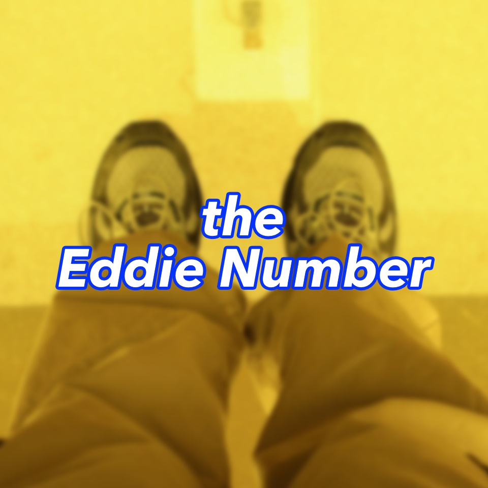 Introducing the Eddie Number