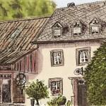 Een vakantieboederij in de Duitse Eifel