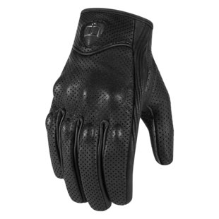 Icon Pursuit Perforated Touch Screen Gloves