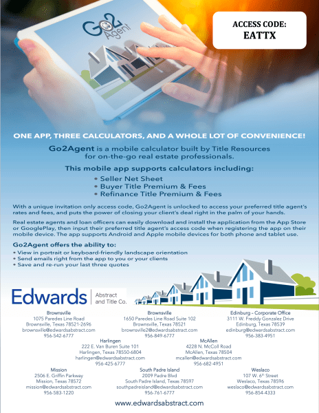 Edwards App – Now Available!