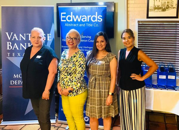 Edwards Brownsville & Vantage Bank Showcase Latest Products and Services