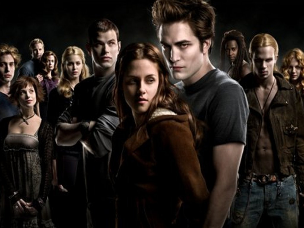 cast of twilight