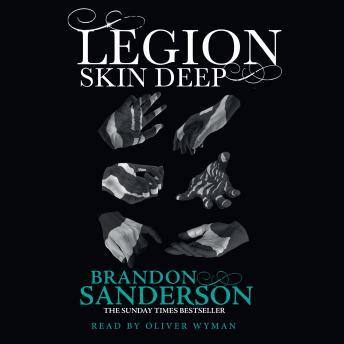Legion: Skin Deep Book Cover