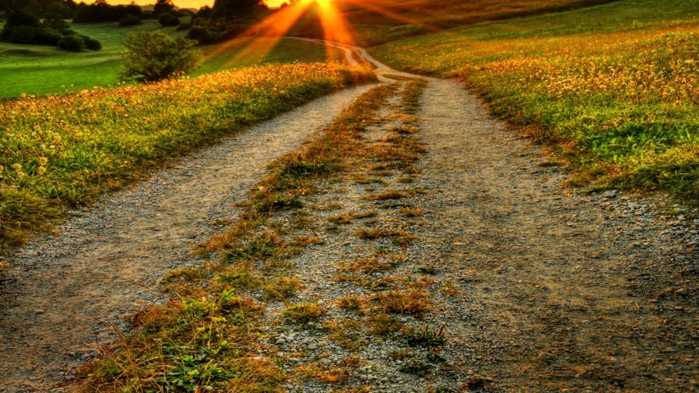 Path To Sunrise