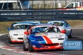 JEN Racingteam 1 - Mazda MX5 - Mazda MaX5 Cup - DNRT Super Race Weekend - Circuit Park Zandvoort
