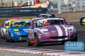 Karin de Milde - Rick Dijt - Mazda MX5 - Mazda MaX5 Cup - DNRT Super Race Weekend - Circuit Park Zandvoort