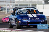 Willem Derks - Rene Smeenk - Mazda MX5 - Mazda MaX5 Cup - DNRT Super Race Weekend - Circuit Park Zandvoort
