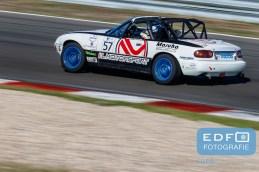 Eric Sliphorst - Mazda MX5 - Mazda MaX5 Cup - DNRT Super Race Weekend - Circuit Park Zandvoort
