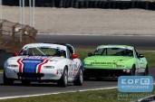 Alex Schuttert - Arie Dekker - Mazda MX5 - Mazda MaX5 Cup - DNRT Super Race Weekend - Circuit Park Zandvoort