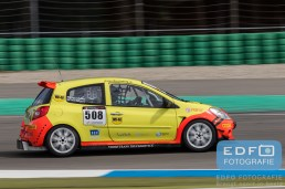Marco Poland - Toon Rutgers - Spirit Racing - Renault Clio RS 2.0 - Supercar Challenge - Gamma Racing Day TT-Circuit Assen