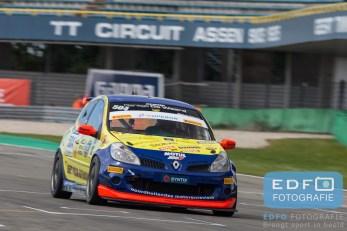Rob Nieman - Spirit Racing - Renault Clio RS 2.0 - Supercar Challenge - Gamma Racing Day TT-Circuit Assen