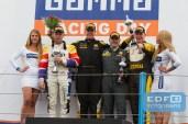 Podium Supercar Challenge Sport - Wiebe Wijtzes - Stan van Oord - Rene Steenmetz - Stephane Polderman