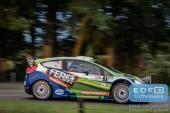 Dennis Kuipers - Robin Buysmans - FERM Powertools WRT - Ford Fiesta RS WRC - Unica Schutte ICT Hellendoorn Rally 2015