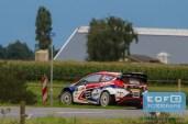 Bernhard ten Brinke - Tom Colsoul - Ford Fiesta RS WRC - Unica Schutte ICT Hellendoorn Rally 2015