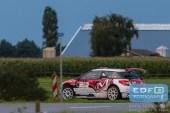 Bob de Jong - Kees Hagman - Citroen DS3 R5 - Unica Schutte ICT Hellendoorn Rally 2015