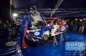Bernhard ten Brinke - Ford Fiesta RS WRC - Service Wevers Sport - Unica Schutte ICT Hellendoorn Rally 2015