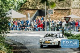 Bertram Altena - Chris Aaltink - Opel Manta i200 Gr. S. - Unica Schutte ICT Hellendoorn Rally 2015