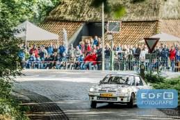 Bertram Altena - Chris Aaltink - Opel Manta i200 Gr. S. - Unica Schutte ICT Hellendoorn Rally 2015