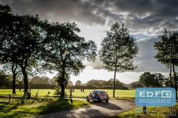 Wouter Ploeg - Harm van Koppen - BMW 1 Serie Coupe E85 - Unica Schutte ICT Hellendoorn Rally 2015